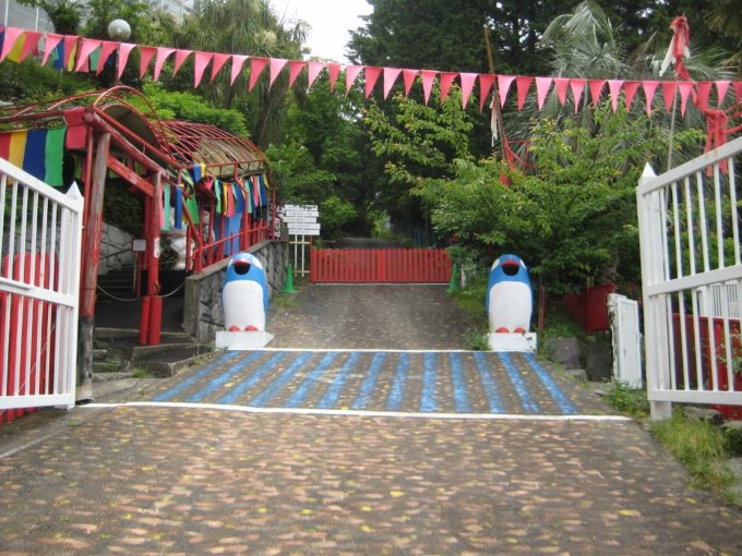 まぼろし博覧会の入口