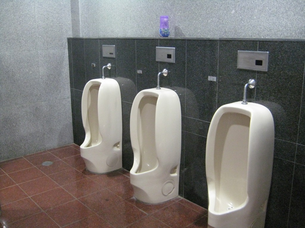 まぼろし博覧会のトイレ