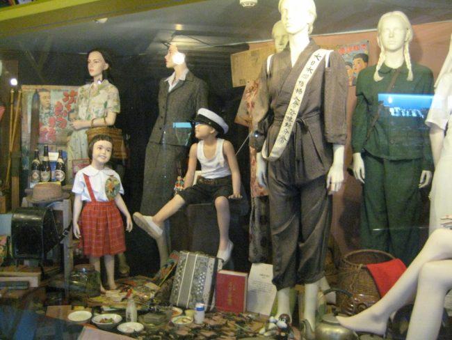怪しい少年少女博物館の人形ギャラリー