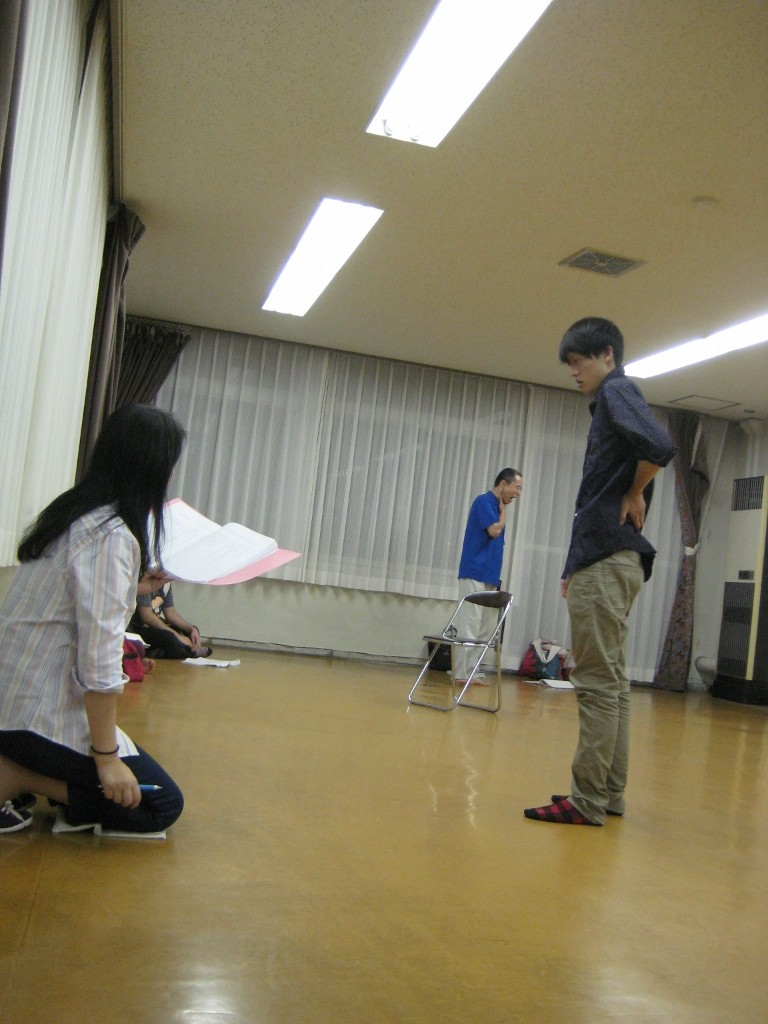 愛知県豊橋市の劇団