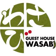 ゲストハウスわさびのロゴ